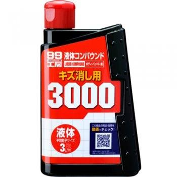 粗蠟 3000